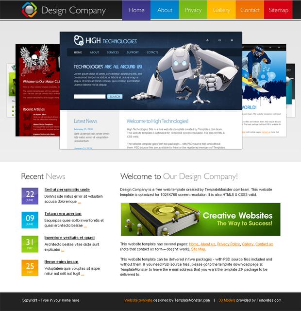 how to design a website using dreamweaver 8 pdf
