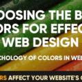 จิตวิทยาการใช้สีสำหรับเว็บไซต์
